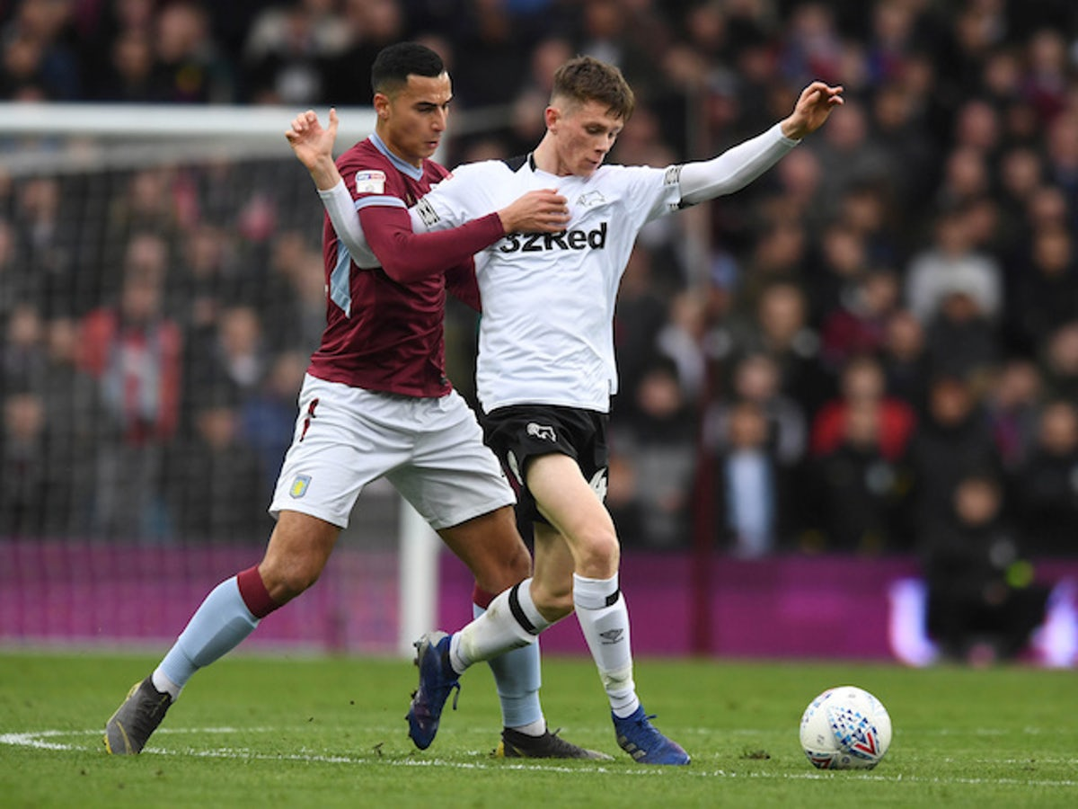 Chelsea closing in on deal for Derby County youngster Max Bird ...
