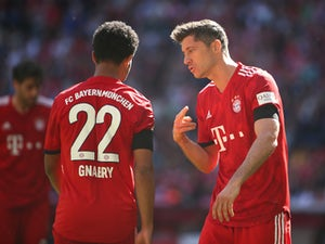 How Bayern could line up against Frankfurt
