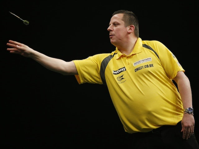 Ryan Joyce claims first PDC ranking title