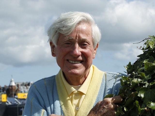 'The Peacock of the Fairways' Doug Sanders dies aged 86