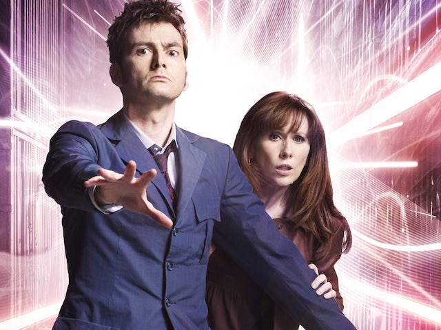 David Tennant, Catherine Tate to join in with 'Doctor Who' rewatch