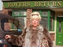 Julie Goodyear as Bet Lynch in Coronation Street