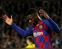 Liverpool turn attention to Dembele?
