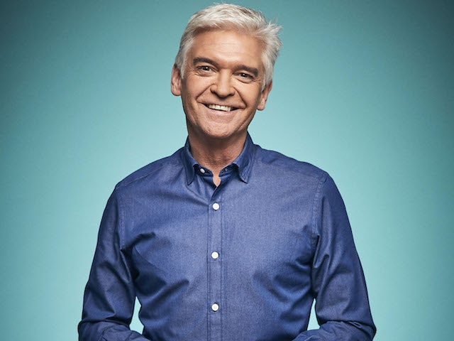 Phillip Schofield for This Morning