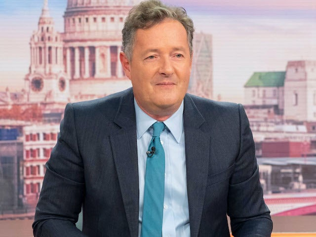 Piers Morgan reveals both parents have coronavirus