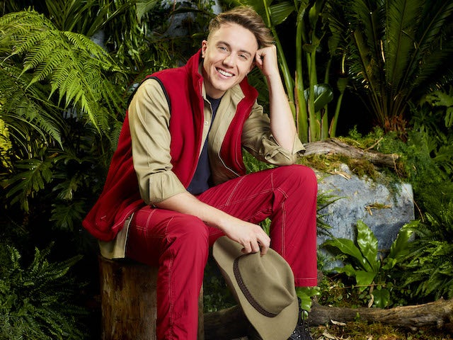 Roman Kemp in the lineup for I'm A Celebrity, Get Me Out Of Here
