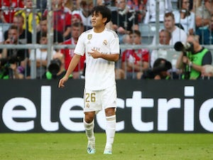 Real Madrid 'reject Bayern loan bid for Kubo'