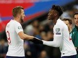 Tammy Abraham replaces Harry Kane for England in 2019