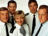 The original cast of The Bill