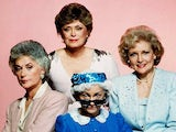 The Golden Girls in their 1980s pomp