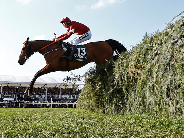 Which horses can rival Cloth Cap for the 2021 Grand National?