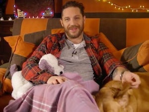 Tom Hardy to read more 'Bedtime Stories' for CBeebies