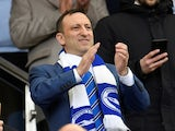 Tony Bloom pictured in April 2019