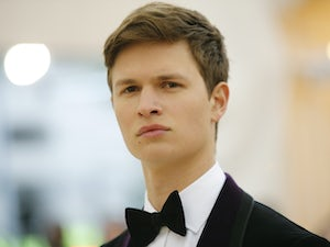 Ansel Elgort teases OnlyFans account with naked shower picture