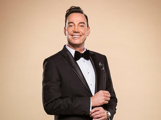 Craig Revel Horwood confirms Strictly will definitely go ahead