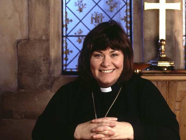 Dawn French admits having breakfast curries during lockdown