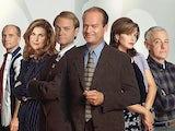 The cast of Frasier