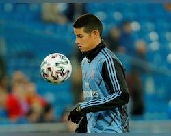 Man United 'on red alert for James Rodriguez'