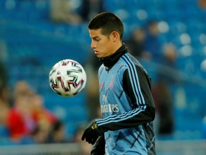 Man United 'on red alert for James Rodriguez'