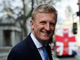 Oliver Dowden pictured in March 2020