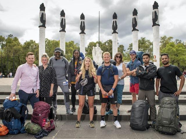 'Race Across The World' winners revealed