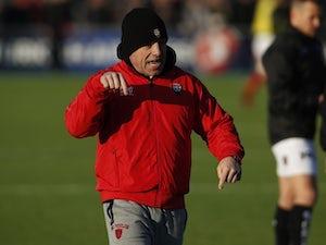 Richard Cockerill happy to take orders from Eddie Jones but will speak his mind