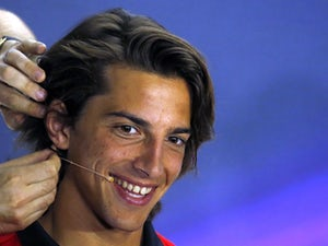 Merhi works for unnamed F1 team