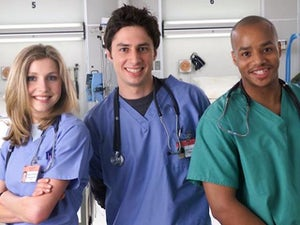 Channel 4 to make all nine seasons of Scrubs available