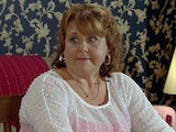 Wendi Peters as Cilla Battersby-Brown in Coronation Street