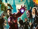 The Avengers assemble in 2012