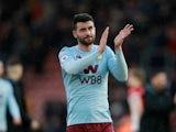Aston Villa striker Borja Baston pictured on February 22, 2020