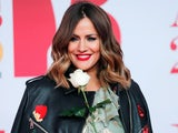 Caroline Flack pictured in February 2018
