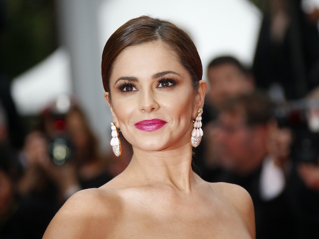 Cheryl Cole pictured in May 2016