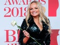Emma Bunton pictured in February 2018