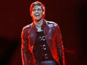 Eurovision favourite Eric Saade recovering from coronavirus