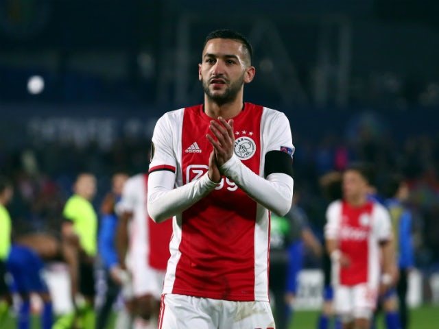 Friday's Transfer Talk Update: Ziyech, Kokcu, Rivaldo