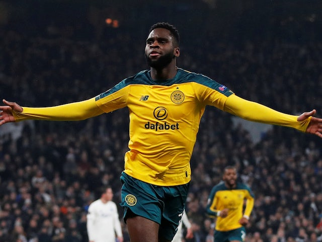 Arsenal eye Edouard as Lacazette replacement?