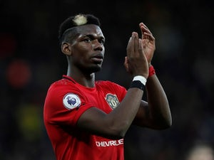 Paul Pogba hints at Manchester United stay