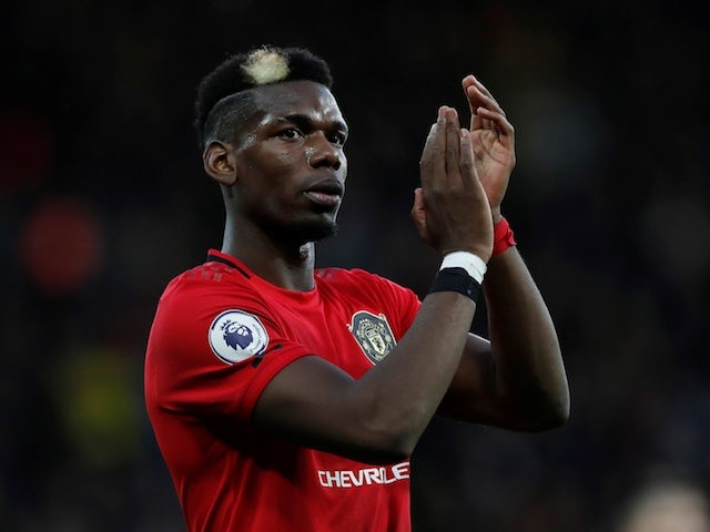 Manchester United 'open to Paul Pogba swap deal'