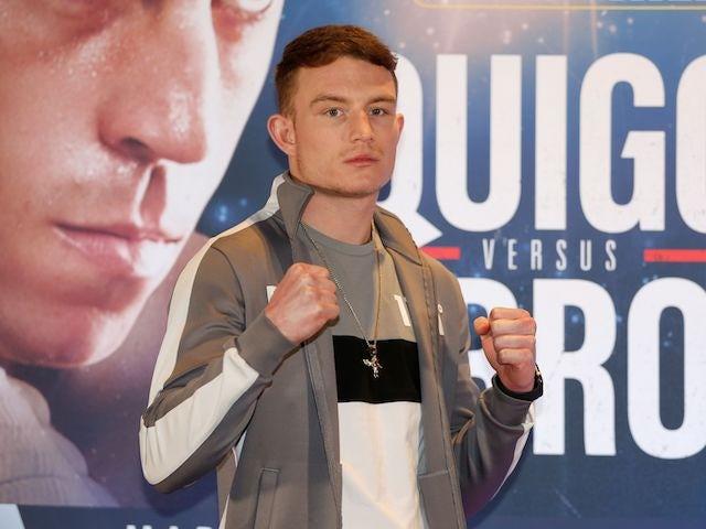 Coronavirus latest: Dalton Smith opens up on struggles facing boxers