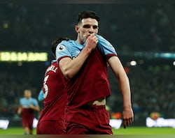 Chelsea 'learn asking price for Declan Rice'