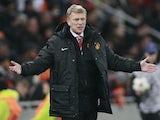 DavidMoyes pictured as Man Utd boss in October 2013
