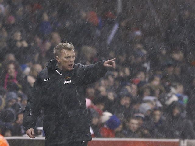 DavidMoyes pictured as Man Utd boss in December 2013