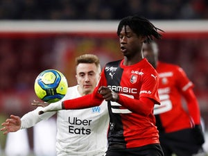 Rennes rule out Camavinga sale this summer