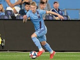 Gary Mackay-Steven pictured for New York City FC in July 2019