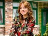 Georgia Taylor as Toyah Battersby in Coronation Street