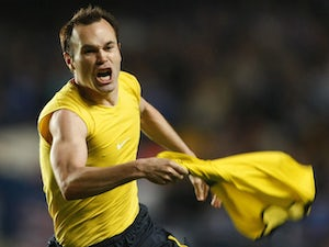 Andres Iniesta's 10 greatest goals of all time
