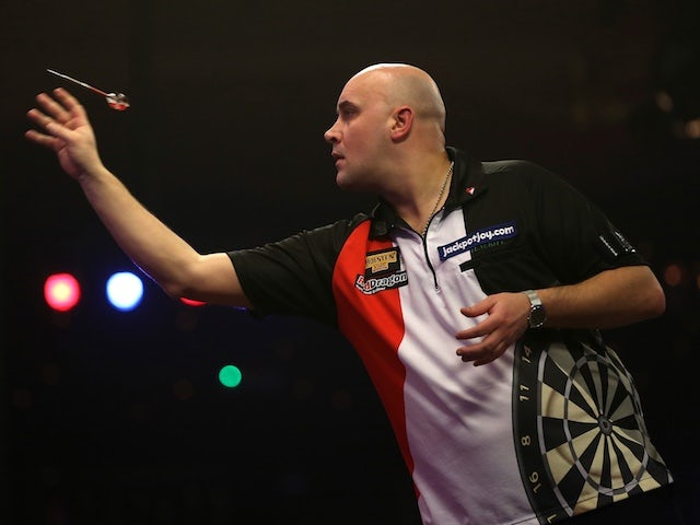 Jamie Hughes unaffected by technical issues as he storms to Group 24 summit