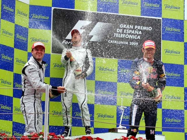 On this day: Jenson Button wins 2009 Spanish Grand Prix