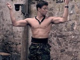 Joey Essex in Celebrity SAS Who Dares Wins
